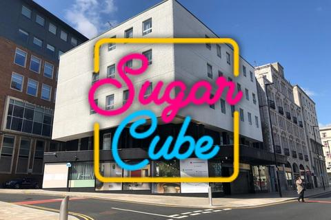 1 bedroom flat share to rent - Sugar-Cube 14-18 Fitzalan Square