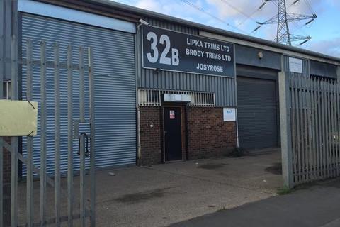 Industrial unit to rent - 32B Stephenson Street, London, E16 4SA