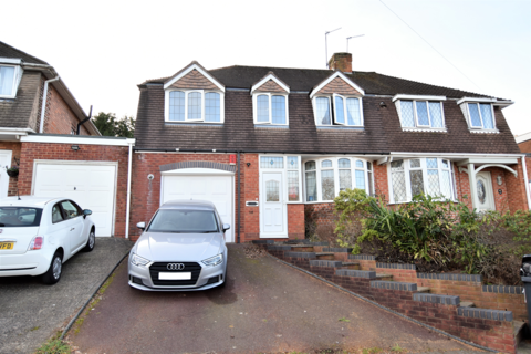 4 bedroom semi-detached house for sale - Aversley Road, Kings Norton, Birmingham, B38