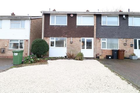 3 bedroom semi-detached house to rent - Rowood Drive, Solihull