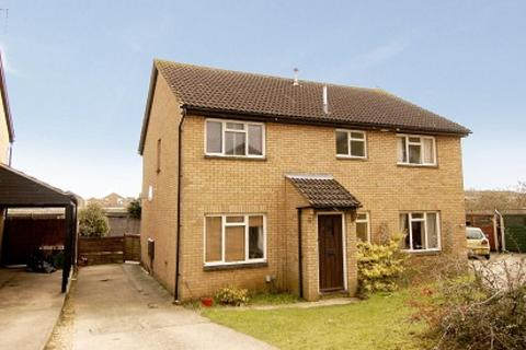2 bedroom semi-detached house to rent - Norris Close,  Abingdon,  OX14