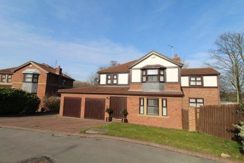 5 bedroom detached house for sale - The Hollow, North Seaton
