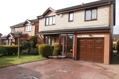 4 bedroom detached house for sale - Barony Drive, Springhill Farm, Baillieston, Glasgow G69