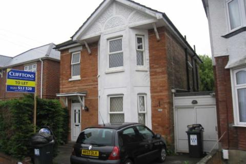 4 bedroom detached house to rent - Evelyn Road, STUDENTS, Bournemouth