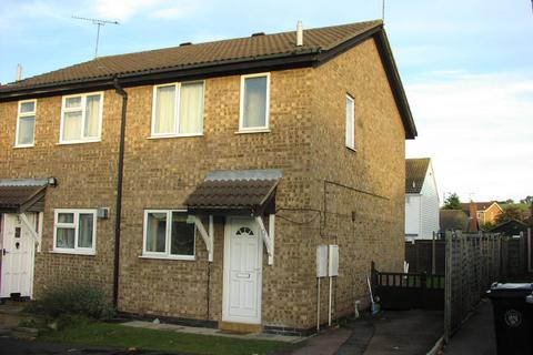2 bedroom semi-detached house to rent - Bedford Close, Grantham NG31