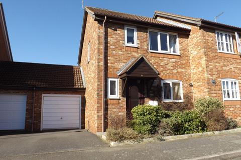 3 bedroom semi-detached house for sale - Millside Close, Kingsthorpe, Northampton NN2 7TR