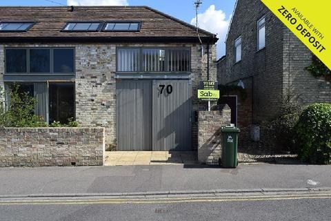 1 bedroom semi-detached house to rent - Abbey Road, Cambridge