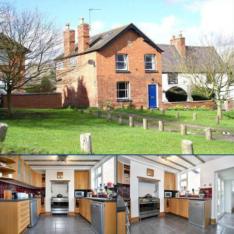2 bedroom detached house for sale - The Green, Old Dalby, Melton Mowbray