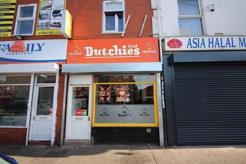 Restaurant to rent - 324 Ladypool Road, Birmingham B12 8JY