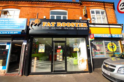 Restaurant to rent - 584 Green Lane, Birmingham B9 5QC