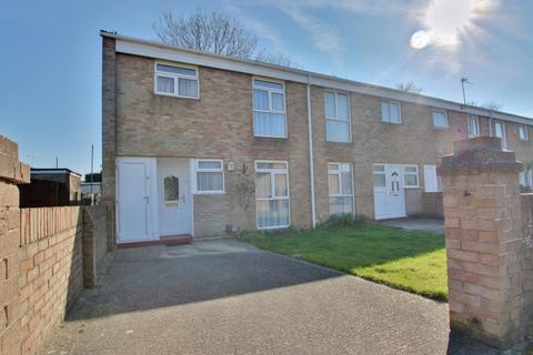 3 bedroom end of terrace house for sale - Whitehouse Gardens, Regents Park, Southampton