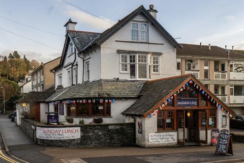 Restaurant for sale - Beresfords Restaurant and Pub, Beresford Road, Windermere, Cumbria, LA23 2JG