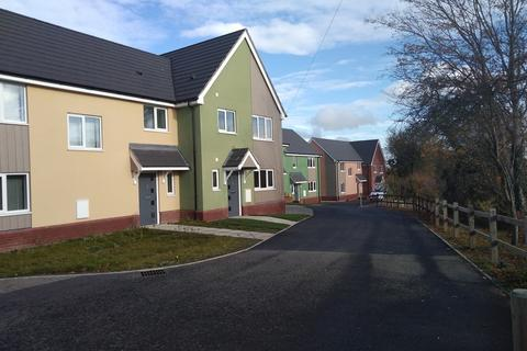 2 bedroom semi-detached house for sale - Brandeston Road, Cretingham, Woodbridge