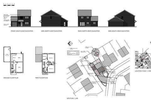 Plot for sale - Broadway, Silver End, Witham, CM8