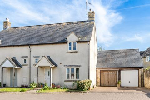 2 bedroom semi-detached house for sale - The Bell Field, Luckington