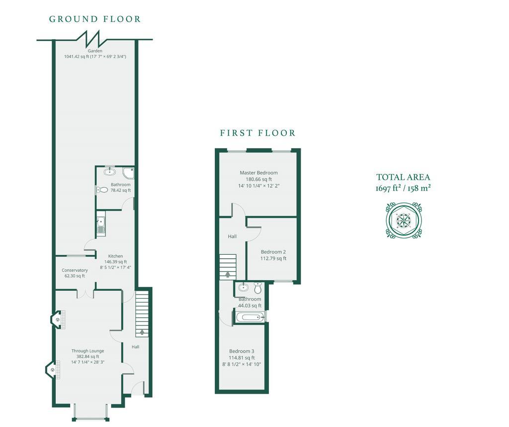 Floorplan 1 of 3: Floorplan 2 D
