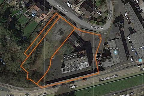 Land for sale - Shenstone Court, Mucklow Hill, Halesowen