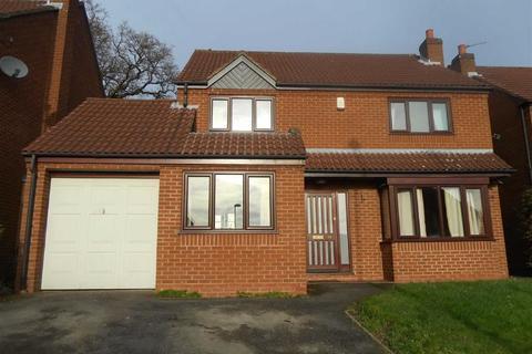 4 bedroom detached house to rent - Buckminster Close, Oakwood, Derby