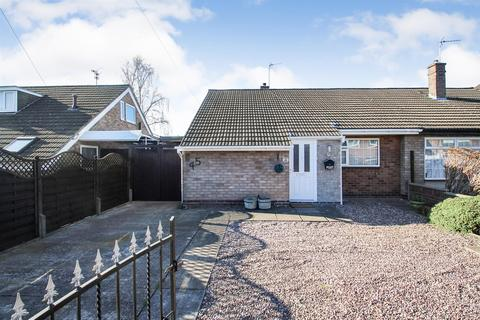 2 bedroom semi-detached bungalow for sale - Ivydale Road, Thurmaston, Leicester