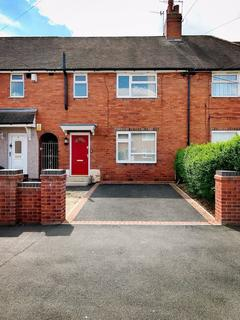 3 bedroom terraced house to rent - 6 St Bernards Road, Staffordshire