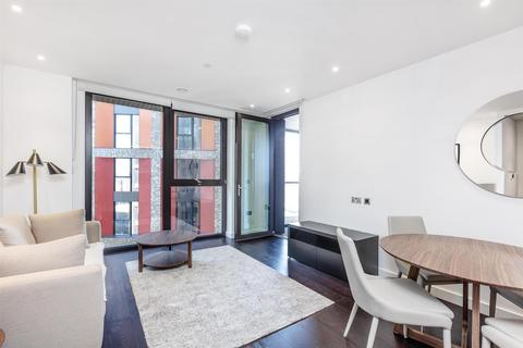 1 bedroom flat to rent - The Residence, 14 Charles Clowes Walk, London  SW11