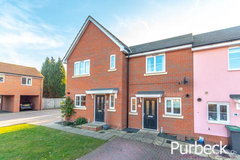 2 bedroom terraced house for sale - Buzzard Rise, Stowmarket IP14