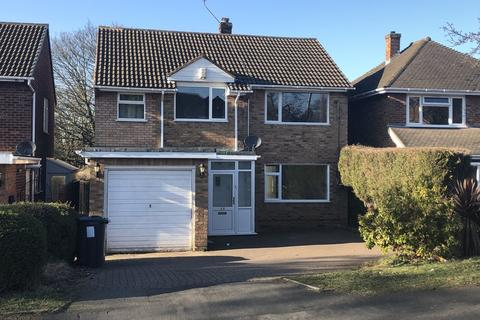 4 bedroom detached house to rent - Honeyborne Road, Sutton Coldfield