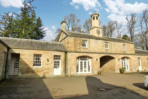 2 bedroom terraced house to rent - Carriage house, Mitford, Morpeth, Northumberland, NE61 3PZ