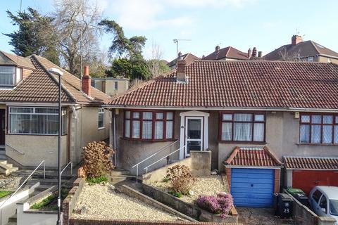 2 bedroom semi-detached bungalow for sale - Runnymead Avenue, Brislington, Bristol