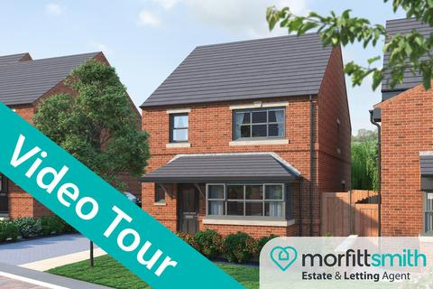 4 bedroom detached house for sale - Wortley Road, High Green, S35 4LU - Stunning New Home