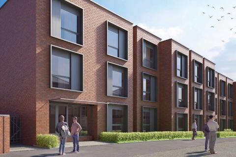 Studio to rent - 9 De Monfort Mews, Leicester LE1