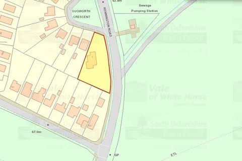 Land for sale - Radley/Kennington Border