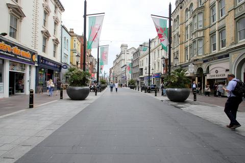 1 bedroom flat to rent - High Street, Cardiff