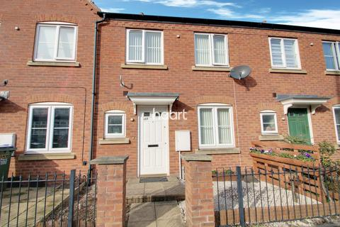 3 bedroom terraced house for sale - Shenstone Road, Edgbaston