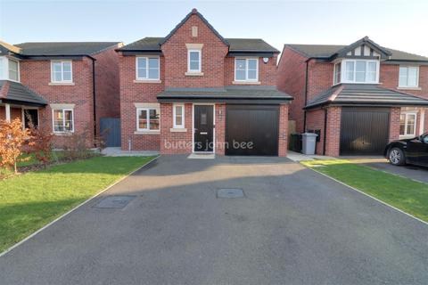 4 bedroom detached house for sale - Clive Way, Winsford