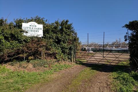 Land to rent - LITTLE FARM NURSERIES NORTH TOWN MOOR MAIDENHEAD BERKSHIRE SL6 7JR