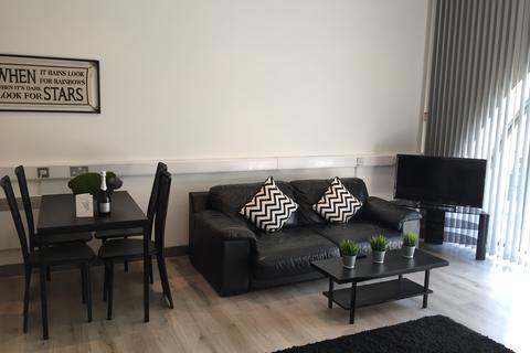 Studio to rent - Castle Buildings, Swansea