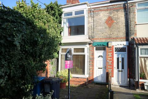 2 bedroom end of terrace house to rent - Clovelly Avenue, Edgecumbe Street, Hull, East Yorkshire , HU5