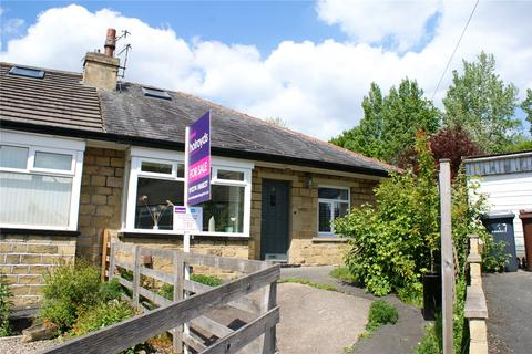 2 bedroom semi-detached bungalow for sale - Airedale Mount, Sandbeds, Keighley, West Yorkshire, BD20
