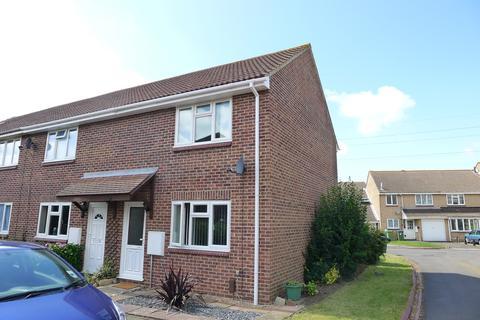 2 bedroom semi-detached house to rent - EAGLE CLOSE  FAREHAM  UNFURNISHED