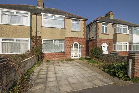 3 bedroom semi-detached house to rent - Elmore Avenue, Lee-on-the-Solent, Hampshire
