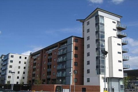 1 bedroom apartment to rent - Altamar, Kings Road, Marina, Swansea, West Glamorgan. SA1 8PY