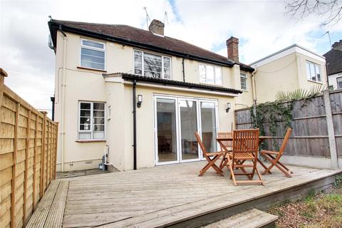 3 bedroom semi-detached house to rent - Meadow Gardens, Staines-upon-Thames, Surrey, TW18