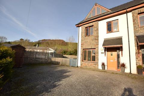 3 bedroom semi-detached house for sale - Ty'n Llan, Capel Bangor, Aberystwyth