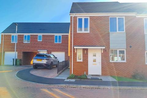 3 bedroom semi-detached house for sale - PERRY PLACE, WEST BROMWICH, WEST MIDLANDS, B70 0PE
