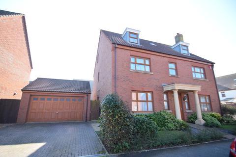 5 bedroom detached house for sale - 24 Sanderling Way, Locks Common, Porthcawl, Bridgend County Borough, CF36 3TD