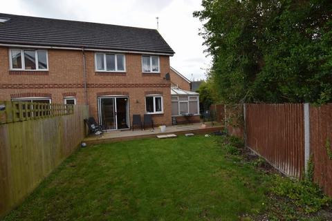 3 bedroom end of terrace house for sale - Whitehead Way, Aylesbury