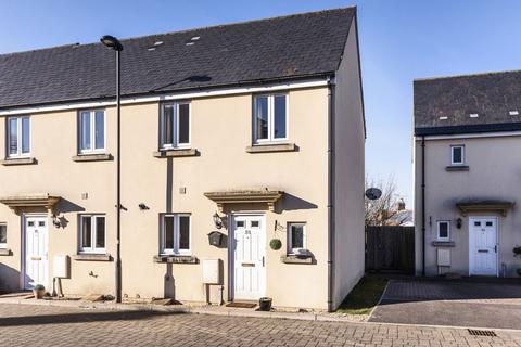 2 bedroom end of terrace house for sale - Breachwood View, Bath