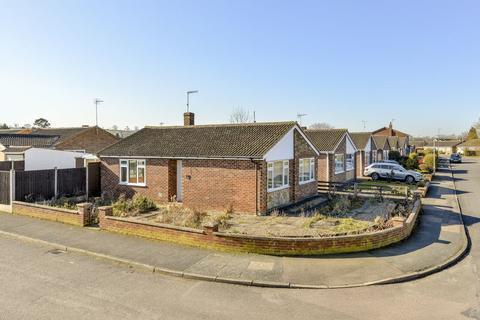 2 bedroom bungalow for sale - Huntingdon Gardens, Market Harborough