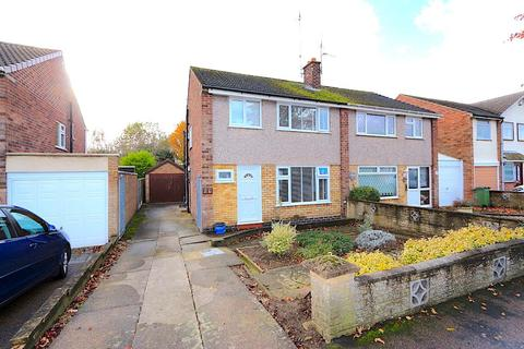 3 bedroom semi-detached house for sale - Rushmere Walk, Leicester Forest East